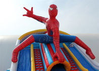inflatable starcraft paradise bounce and slide combo giant inflatable slide